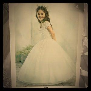 "Mary's Bridal ""Angels"" Girls Christening Dress"
